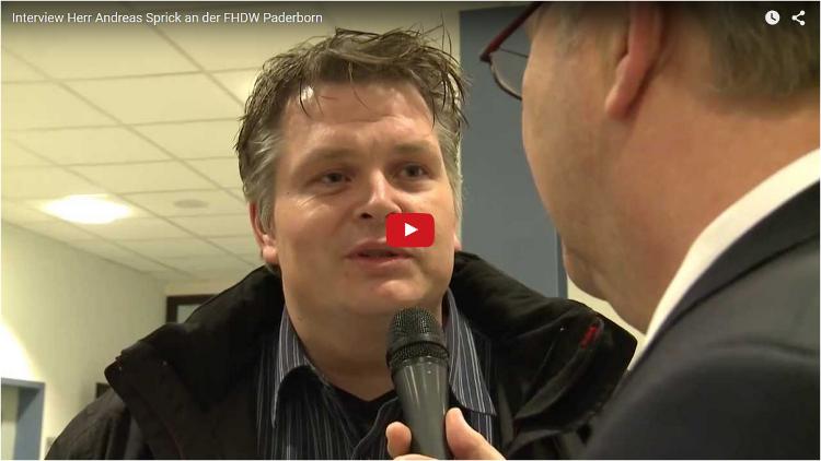 Interview mit Herr Sprick