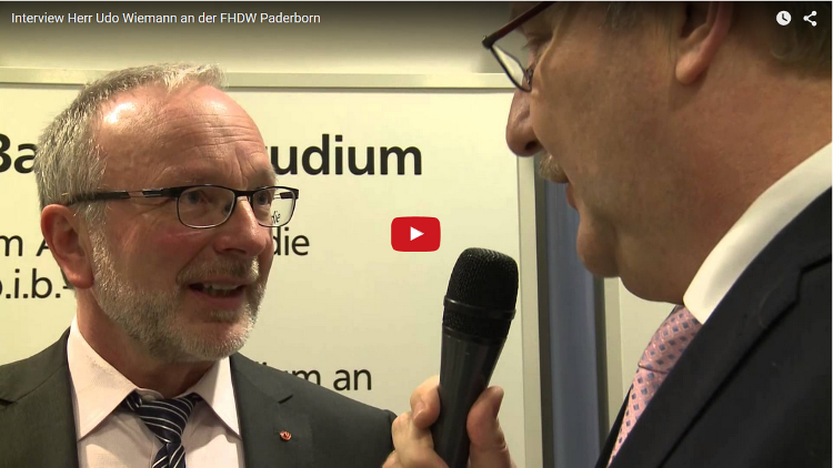 Interview mit Herrn Udo Wiemar